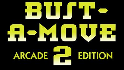 Bust-A-Move 2: Arcade Edition - Clear Logo
