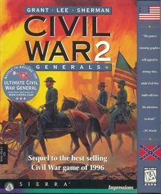 Grant, Lee, Sherman: Civil War Generals 2