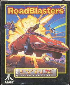 RoadBlasters - Box - Front