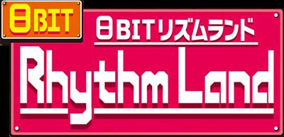8Bit Rhythm Land - Clear Logo