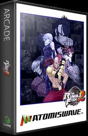 The Rumble Fish 2 - Box - 3D