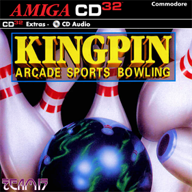 Kingpin: Arcade Sports Bowling