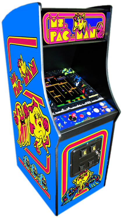 Ms Pac Man Details Launchbox Games Database