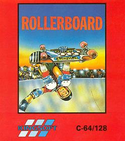 Rollerboard - Box - Front