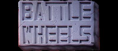 Battle Wheels - Clear Logo