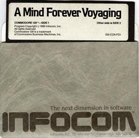 A Mind Forever Voyaging - Disc