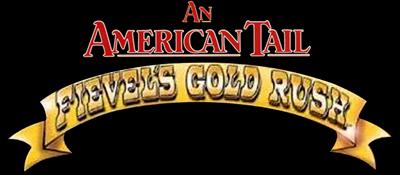 An American Tail: Fievel's Gold Rush - Clear Logo