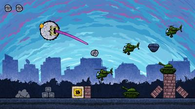 King Oddball - Screenshot - Gameplay