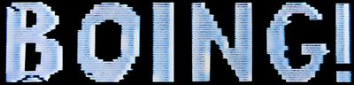 Boing! - Clear Logo