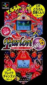 Parlor! Mini 5: Pachinko Jikki Simulation Game