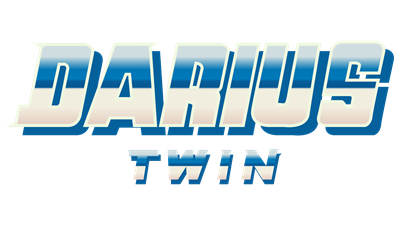 Darius Twin - Clear Logo