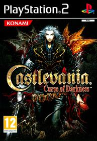 Castlevania: Curse of Darkness - Box - Front