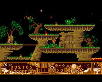 Twin World - Screenshot - Gameplay