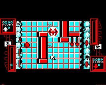 Ballistix - Screenshot - Gameplay