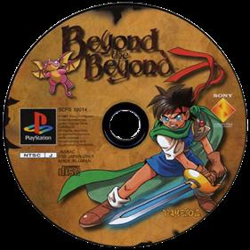 Beyond the Beyond - Disc