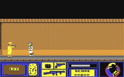 Dick Tracy - Screenshot - Gameplay