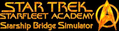 Star Trek: Starfleet Academy: Starship Bridge Simulator - Clear Logo