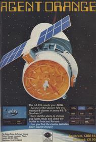 Agent Orange - Advertisement Flyer - Front