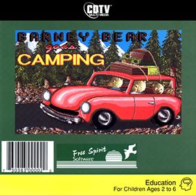 Barney Bear Goes Camping