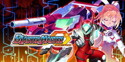 Blaster Master Zero - Banner