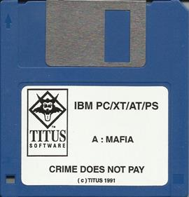 Crime Does Not Pay - Disc