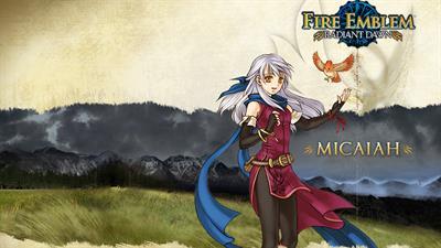 Fire Emblem: Radiant Dawn - Fanart - Background