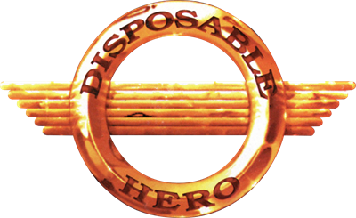 Disposable Hero - Clear Logo