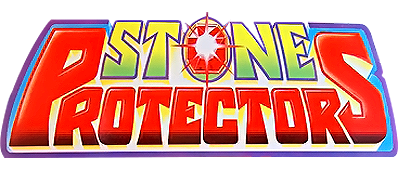 Stone Protectors - Clear Logo