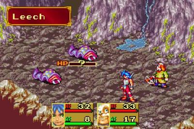 Breath of Fire II - Screenshot - Gameplay