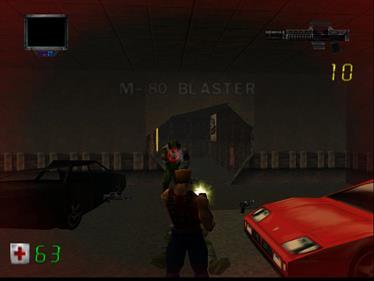 Duke Nukem: Zero Hour - Screenshot - Gameplay