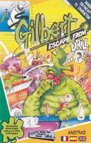 Gilbert: Escape from Drill