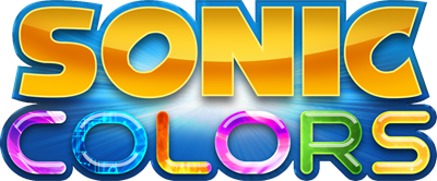 Sonic Colors - Clear Logo