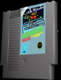Rad Racer - Cart - 3D