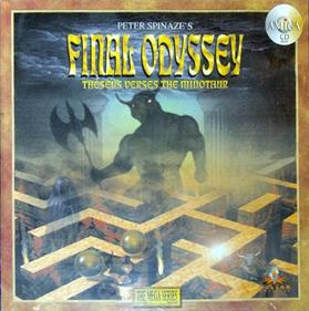 Final Odyssey: Theseus Verses The Minotaur