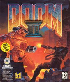 DOOM II: Hell on Earth - Box - Front