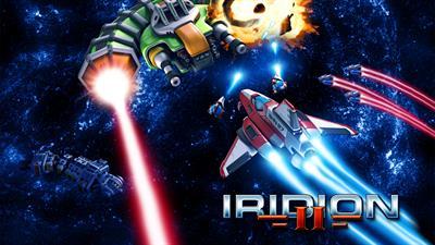 Iridion II - Fanart - Background