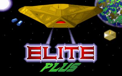 Elite Plus - Screenshot - Game Title