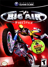 Big Air Freestyle