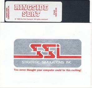 Ringside Seat - Disc