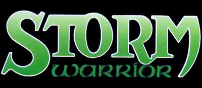 Storm Warrior (Encore) - Clear Logo