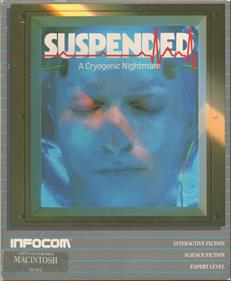 Suspended: A Cryogenic Nightmare