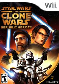 Star Wars: The Clone Wars: Republic Heroes