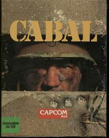 Cabal (Capcom)