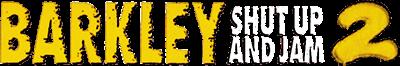 Barkley: Shut Up and Jam! 2 - Clear Logo
