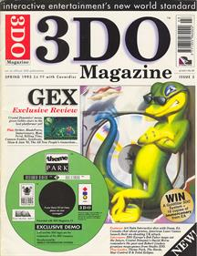 3DO Magazine: Interactive Sampler No 03