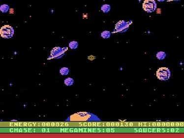 Astro Chase - Screenshot - Gameplay