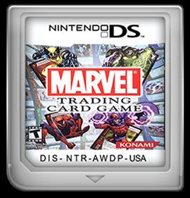 Marvel Trading Card Game - Fanart - Cart - Front