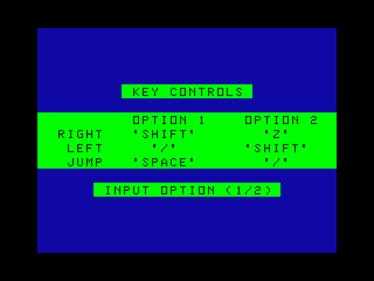 Leggit! - Screenshot - Game Title