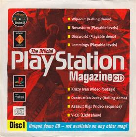 The Official PlayStation Magazine CD 1