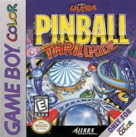 3-D Ultra Pinball: Thrillride